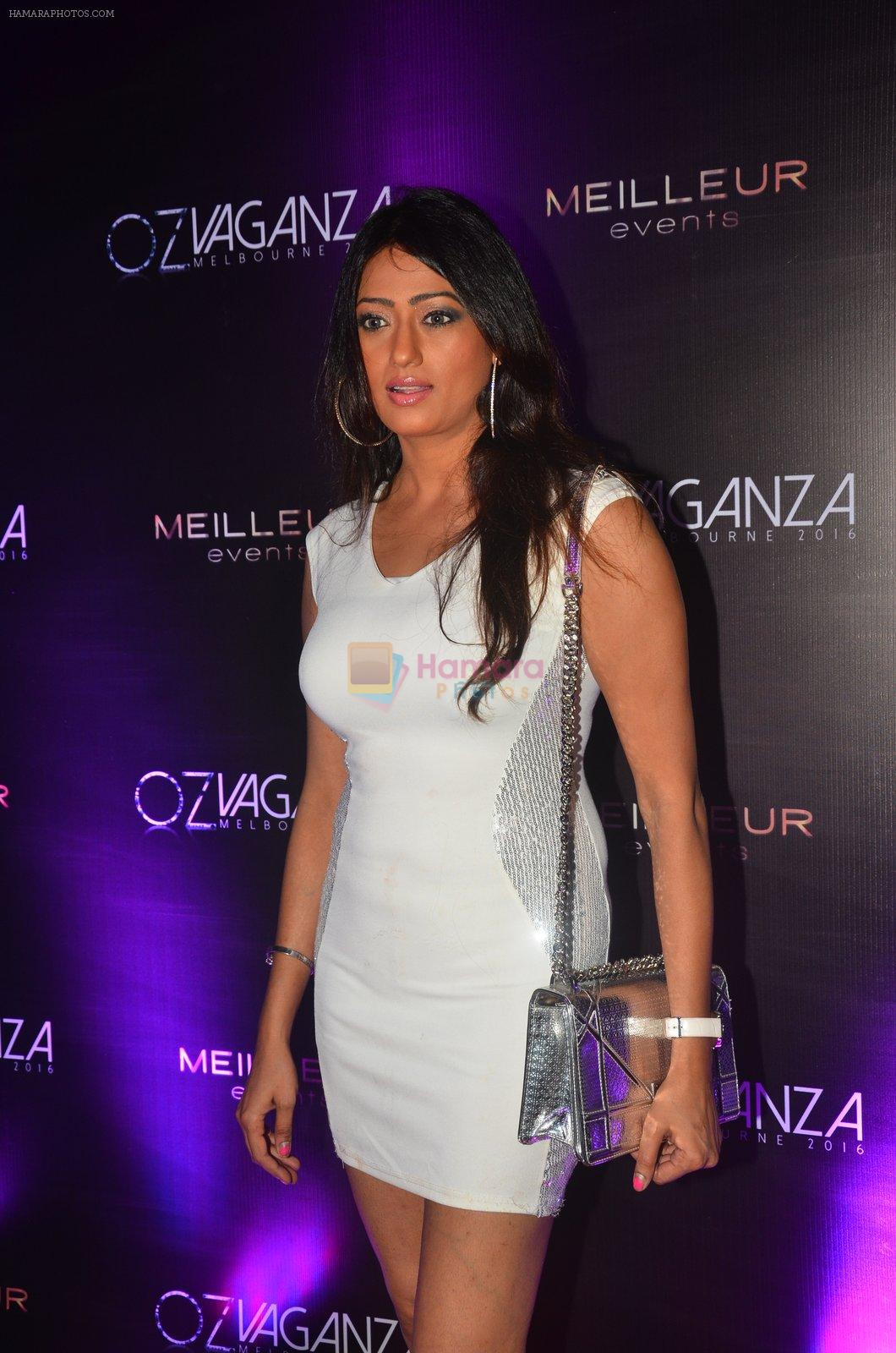 Brinda Prekh at Oz fashion event in Mumbai on 23rd Aug 2016