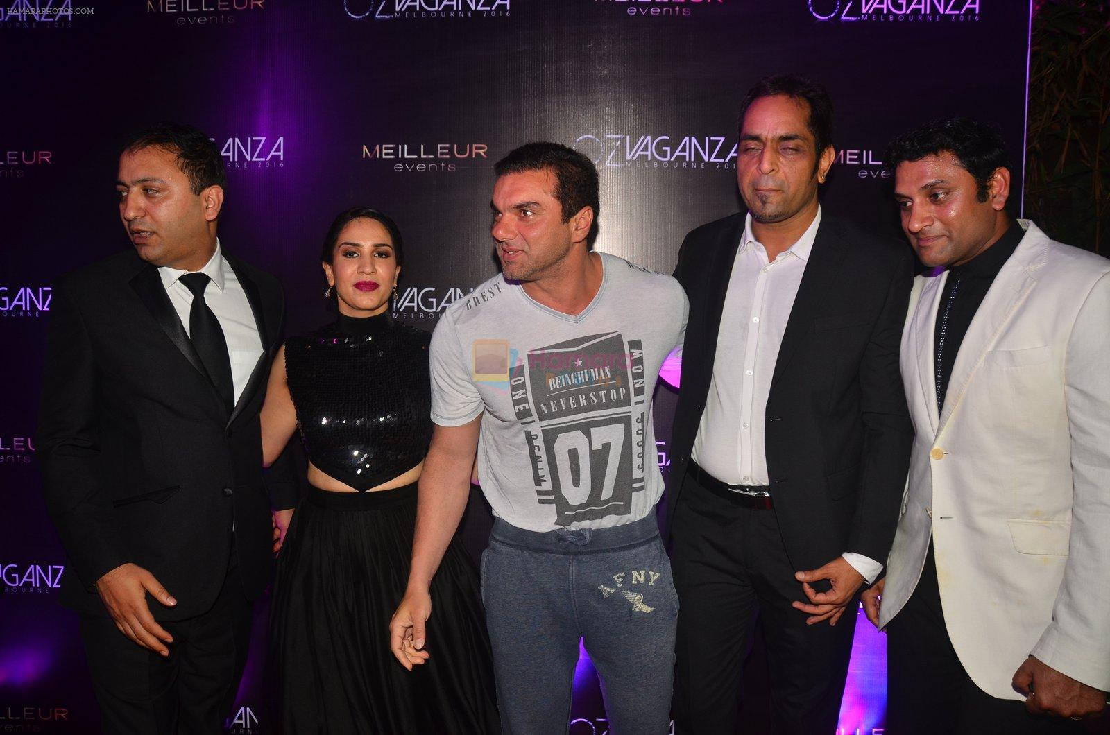 Sohail Khan at Oz fashion event in Mumbai on 23rd Aug 2016