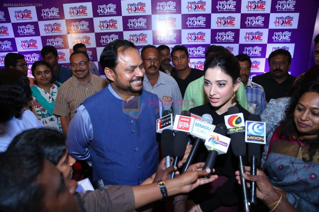 Tamannaah Bhatia Launches Naturals at Home on 23rd Aug 2016