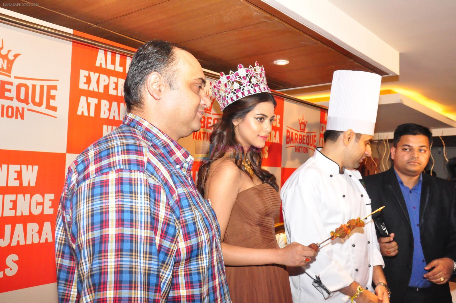 Priyadarshini at Barbeque Nation Opening on 23rd Aug 2016