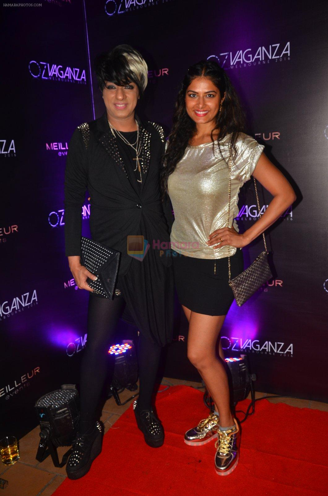 Rohit Verma at Oz fashion event in Mumbai on 23rd Aug 2016