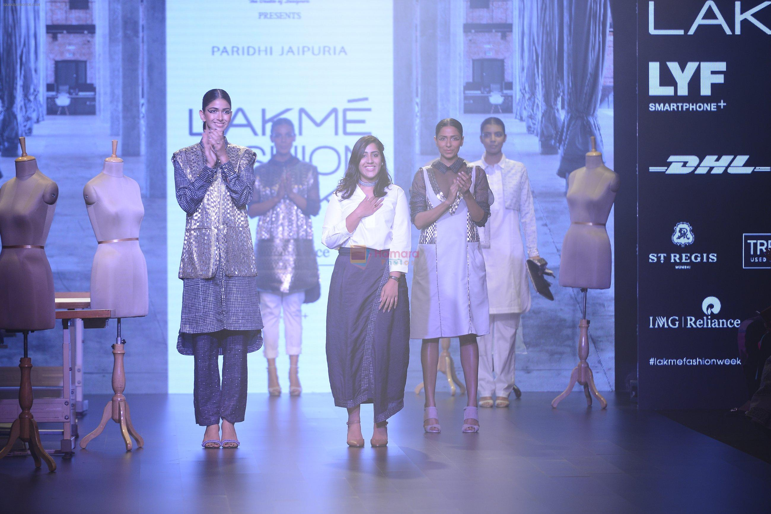 at Gen Next Show at Lakme Fashion Week 2016 on 24th Aug 2016