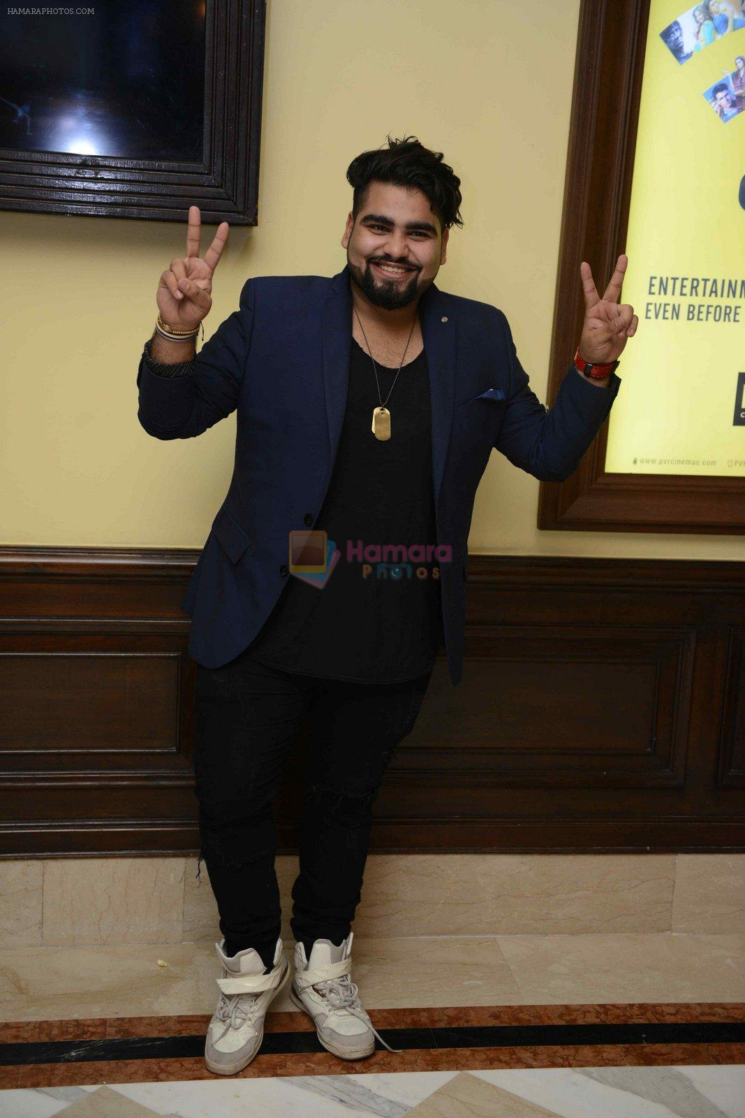 Deepak Kadra at Sunshine music travel press meet on 24th Aug 2016