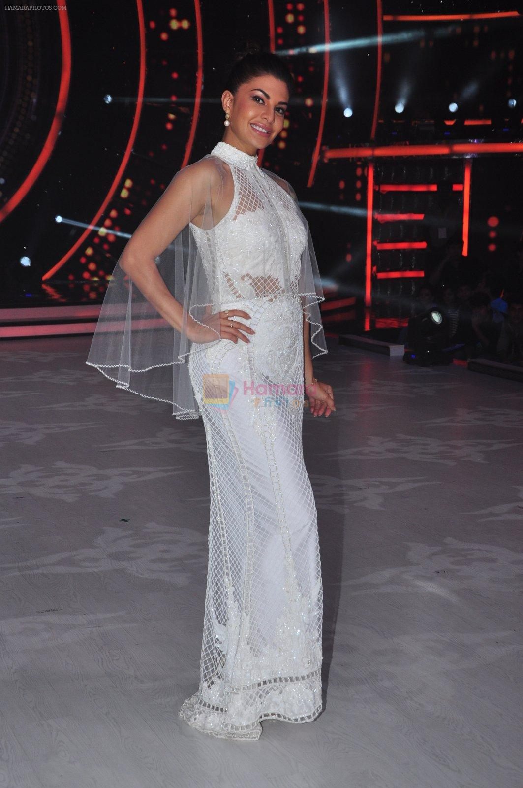 Jacqueline Fernandez on the sets of jhalak dikhhla jaa 9 on 24th Aug 2016