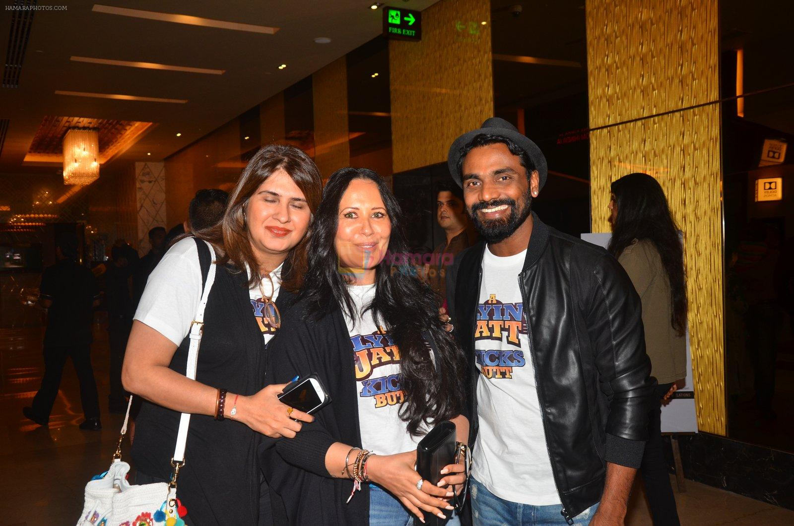 Remo D Souza at The Flying Jatt premiere on 24th Aug 2016