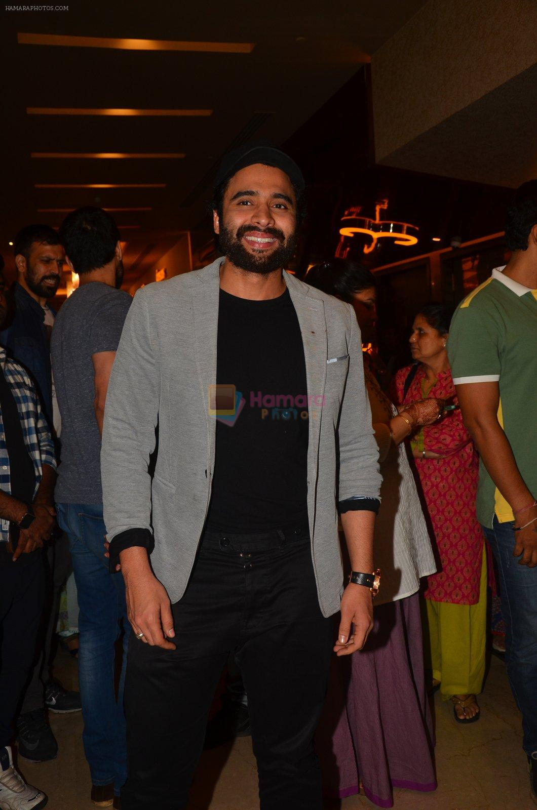 Jackky Bhagnani at The Flying Jatt premiere on 24th Aug 2016