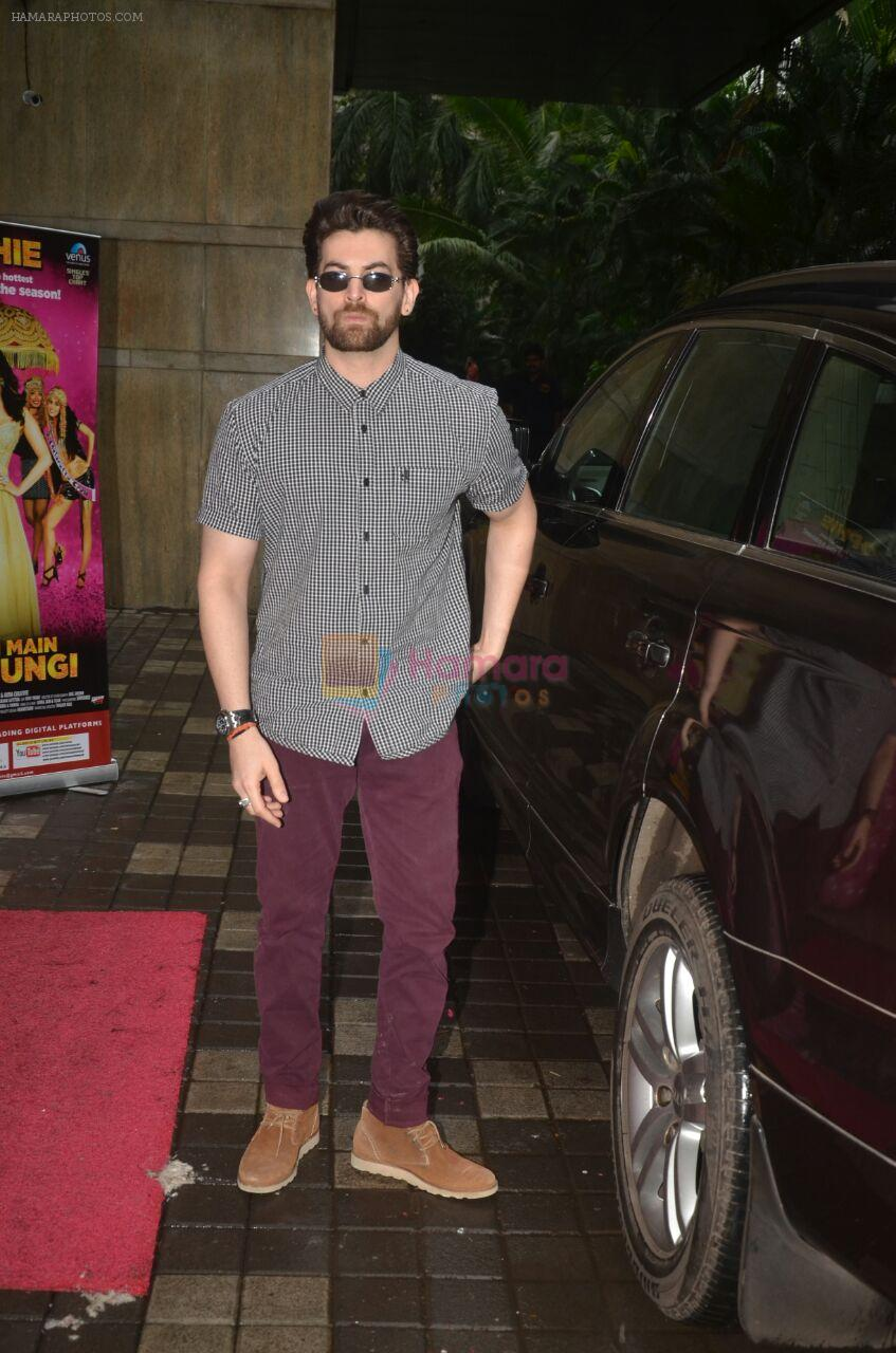 Neil Mukesh launches Sophie Choudry's new album on 27th Aug 2016