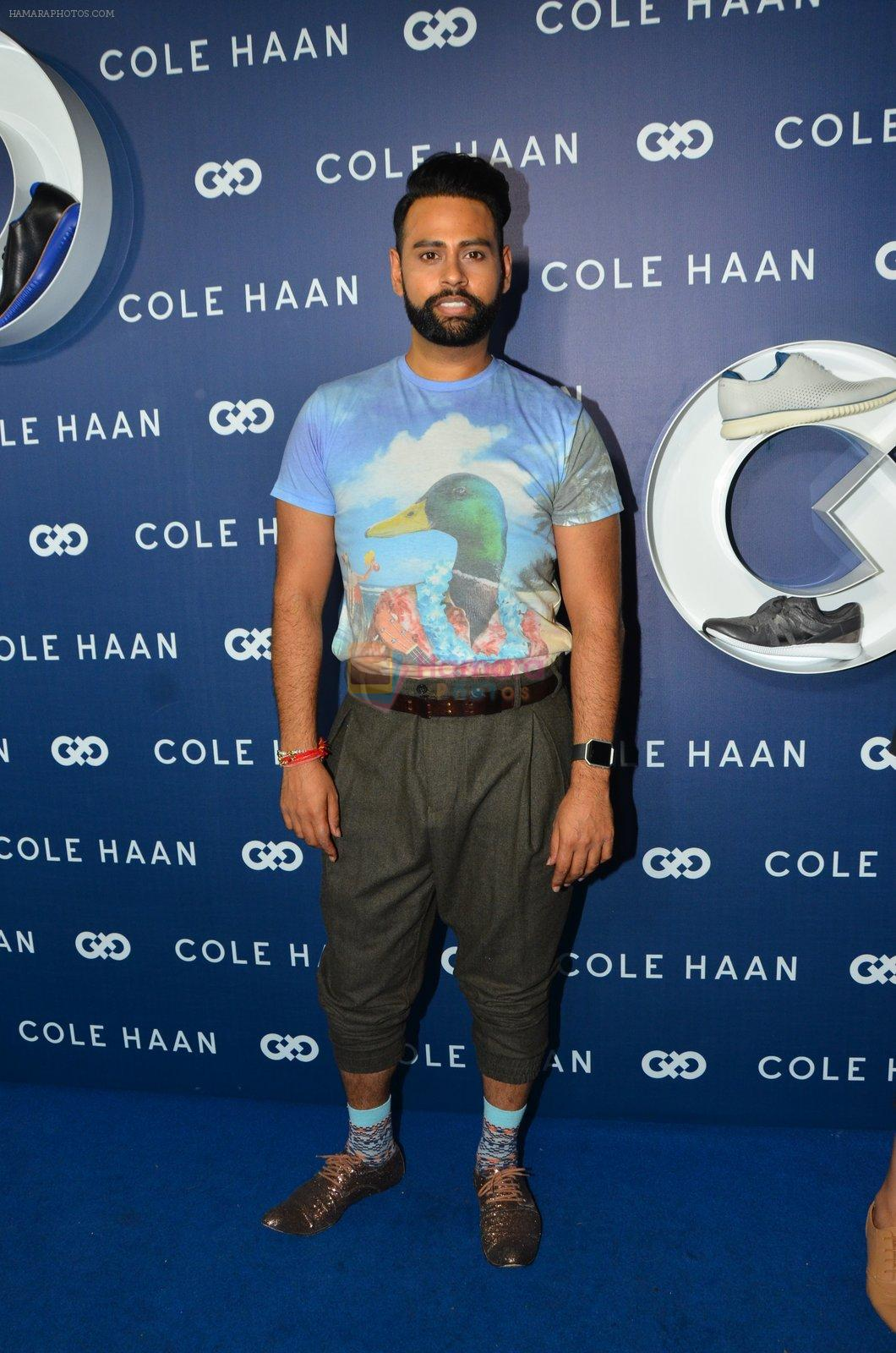 Andy at the launch of Cole Haan in India on 26th Aug 2016