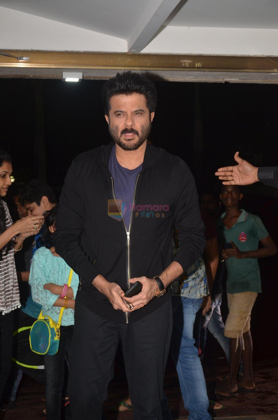 Anil Kapoor at the Vamps bash hosted by Suchitra on 27th Aug 2016