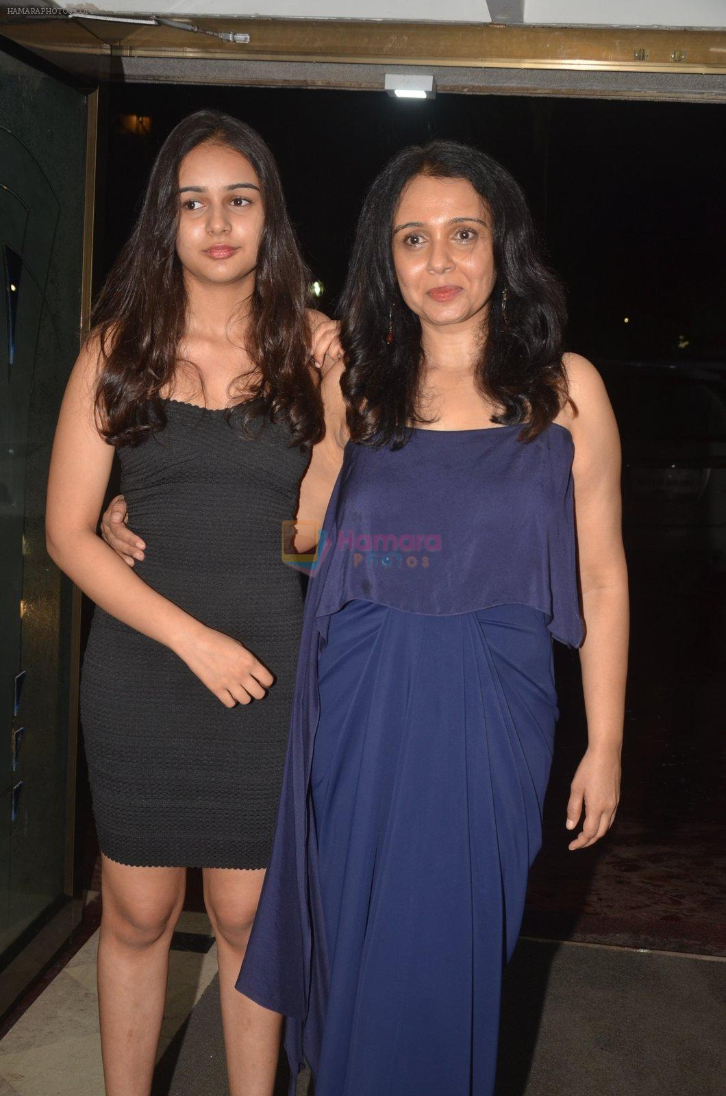 Suchitra Krishnamurthy at the Vamps bash hosted by Suchitra on 27th Aug 2016