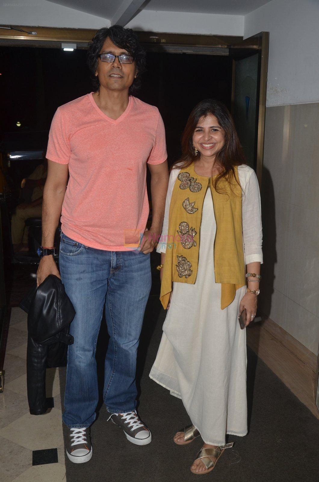 Nagesh Kukunoor at the Vamps bash hosted by Suchitra on 27th Aug 2016
