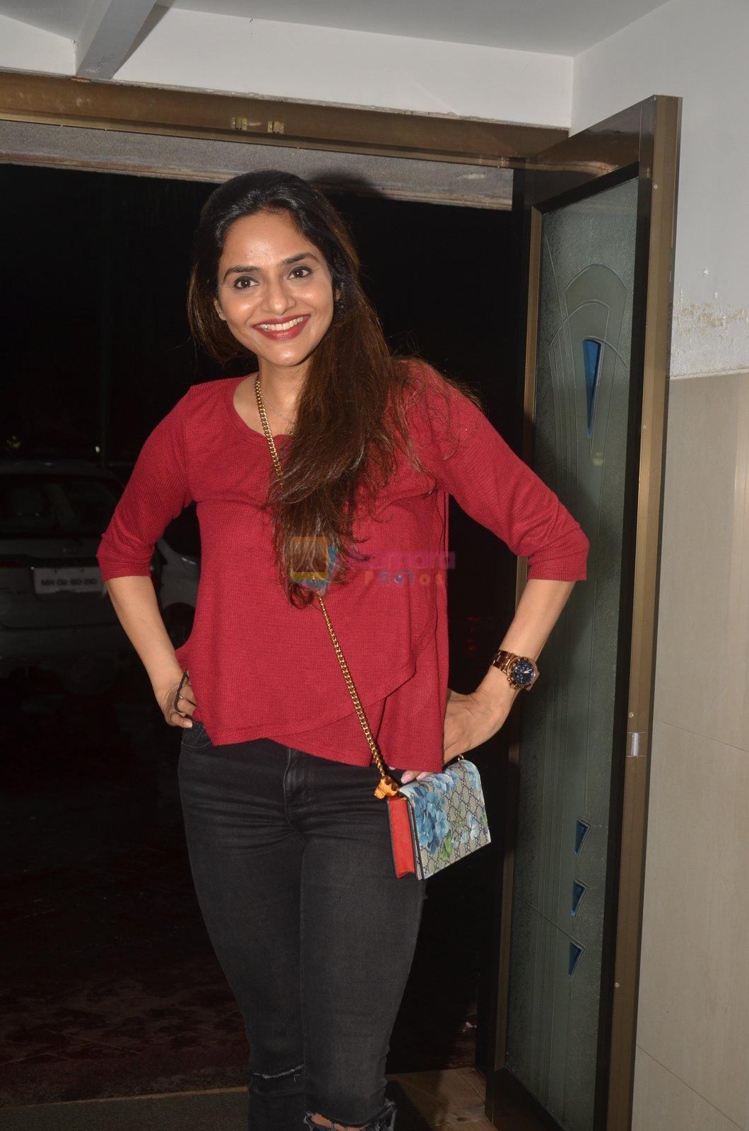 Madhoo Shah at the Vamps bash hosted by Suchitra on 27th Aug 2016