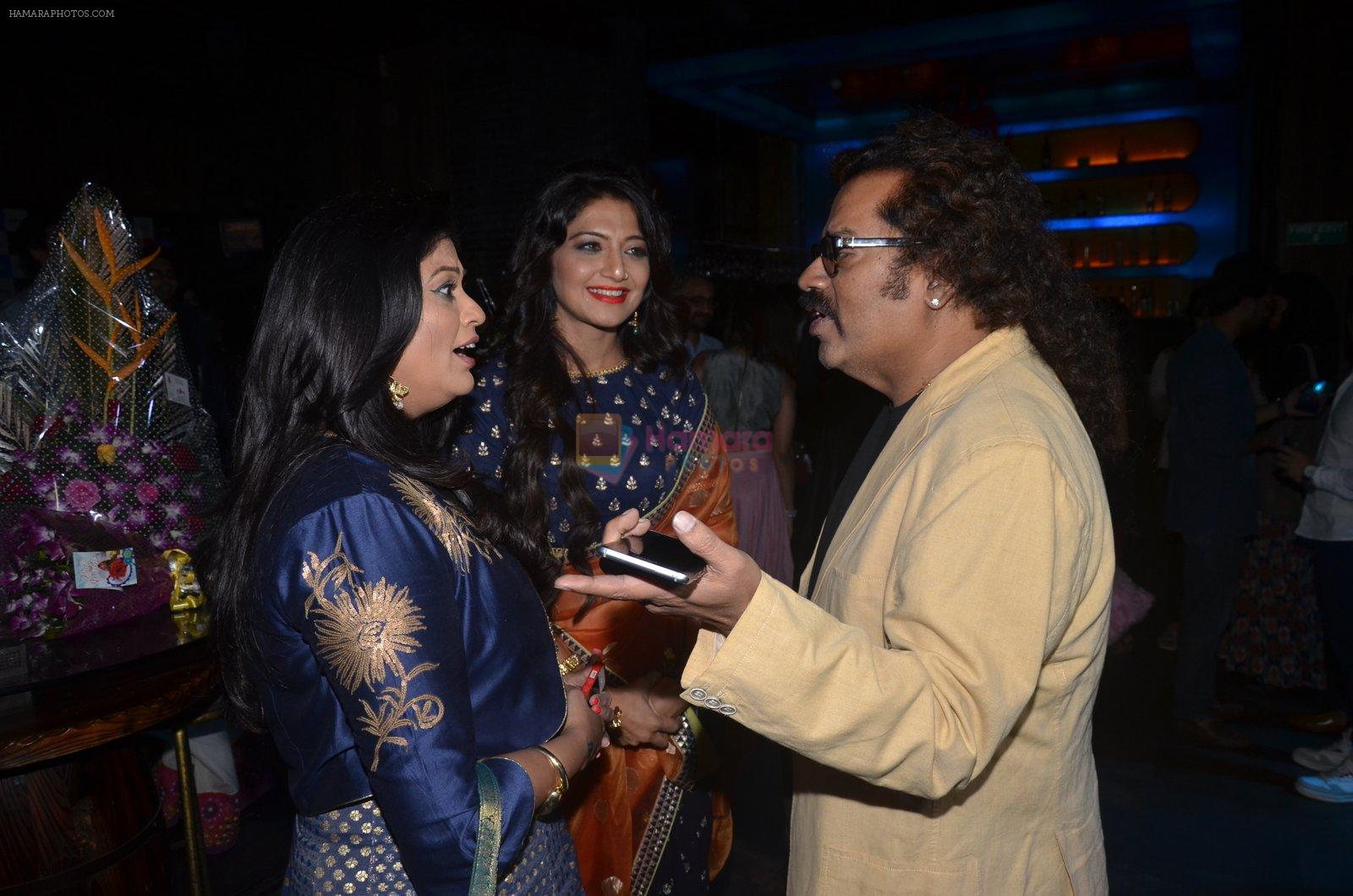 Hariharan at Richa Sharma's birthday Bash on 29th Aug 2016