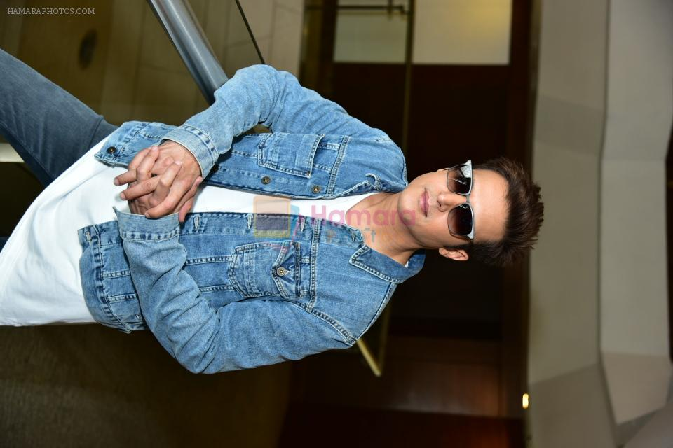 Jimmy Shergill promote film Yea Toh Two Much Ho Gayaa on 29th Aug 2016
