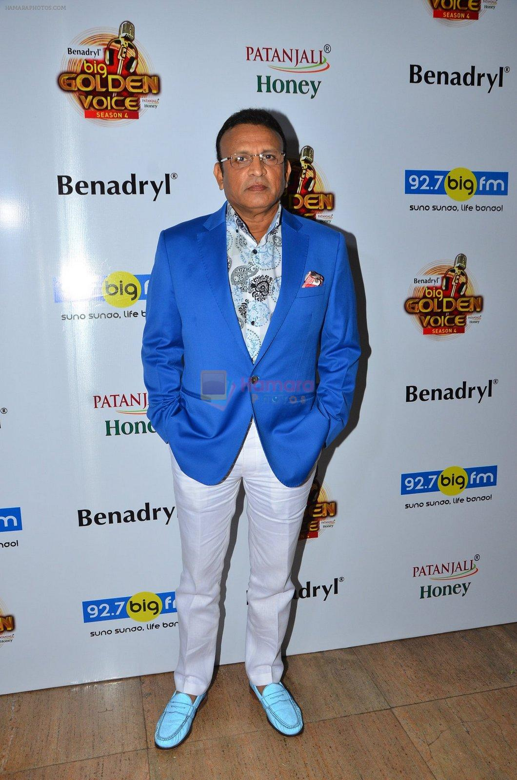 Annu Kapoor at Big FM Golden Voice event on 30th Aug 2016