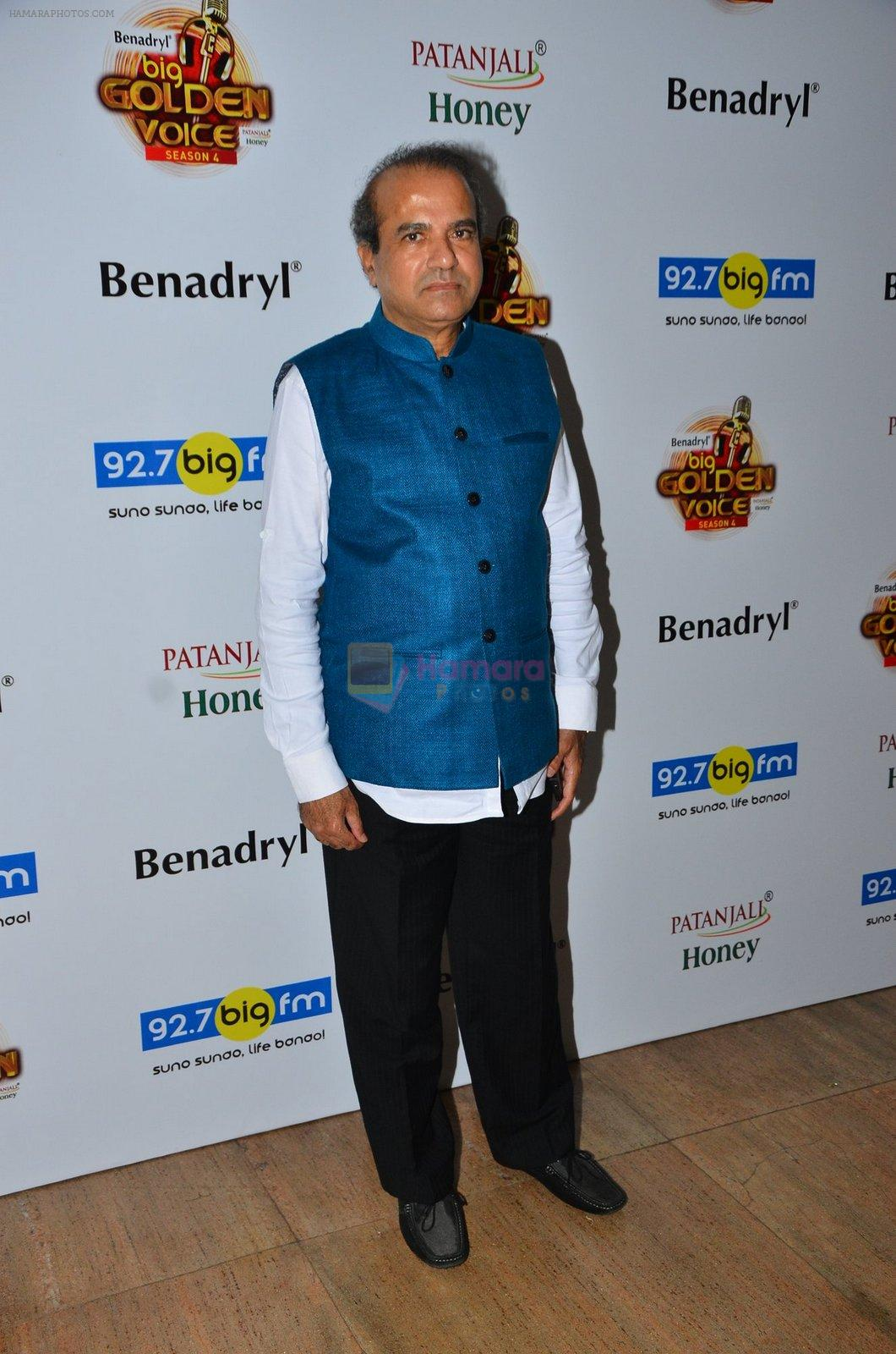Suresh Wadkar at Big FM Golden Voice event on 30th Aug 2016