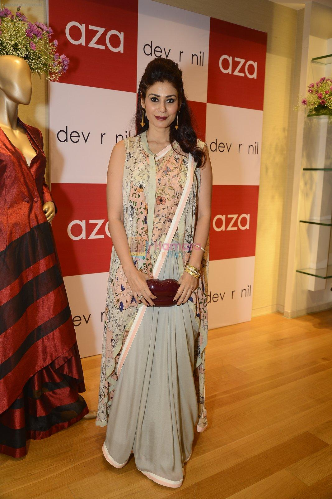 Shaheen Abbas for Dev r Nil preview at AZA on 31st Aug 2016