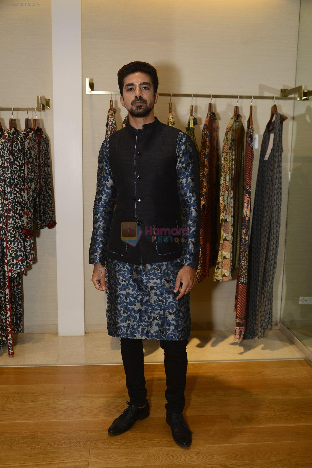 Saqib Saleem for Dev r Nil preview at AZA on 31st Aug 2016