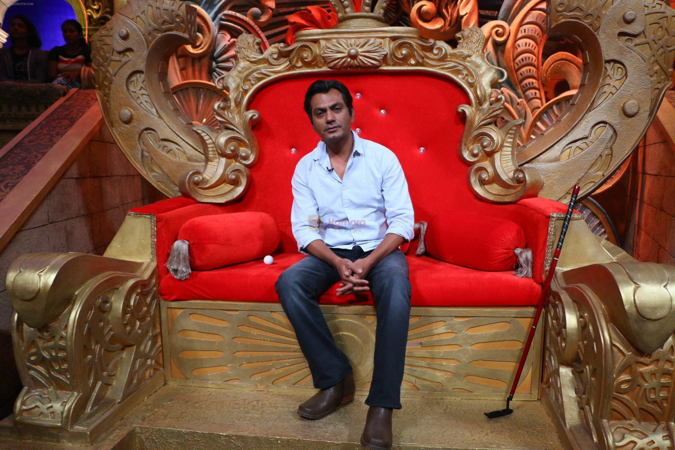 Nawazuddin Siddiqui at Freaky Ali promotion at Comedy Nights Bachao integration on 31st Aug 2016