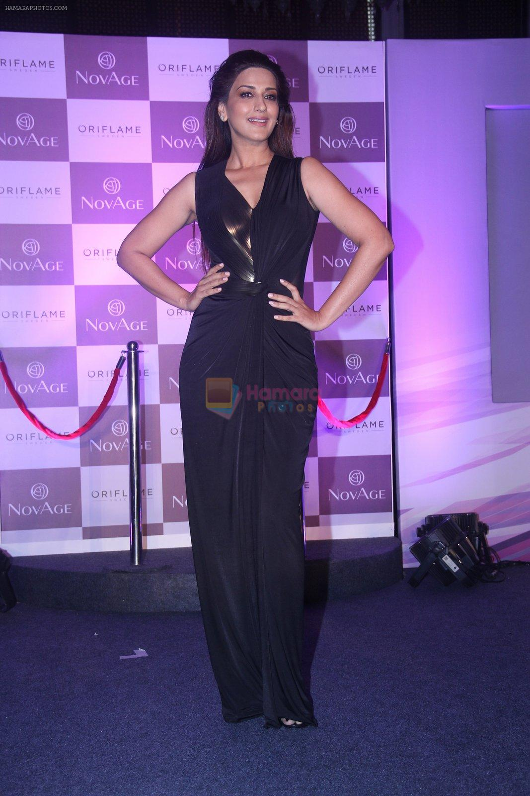 Sonali Bendre at Oriflame event on 31st Aug 2016