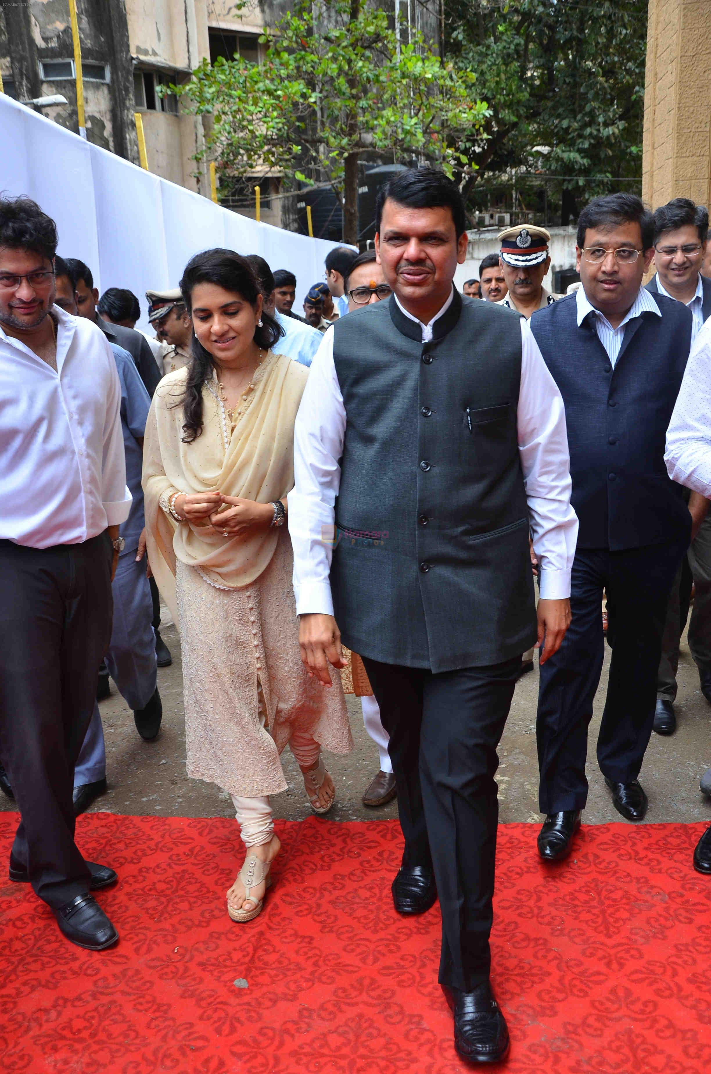 Shaina NC at event where toilets for police were launched on 2nd Sept 2016