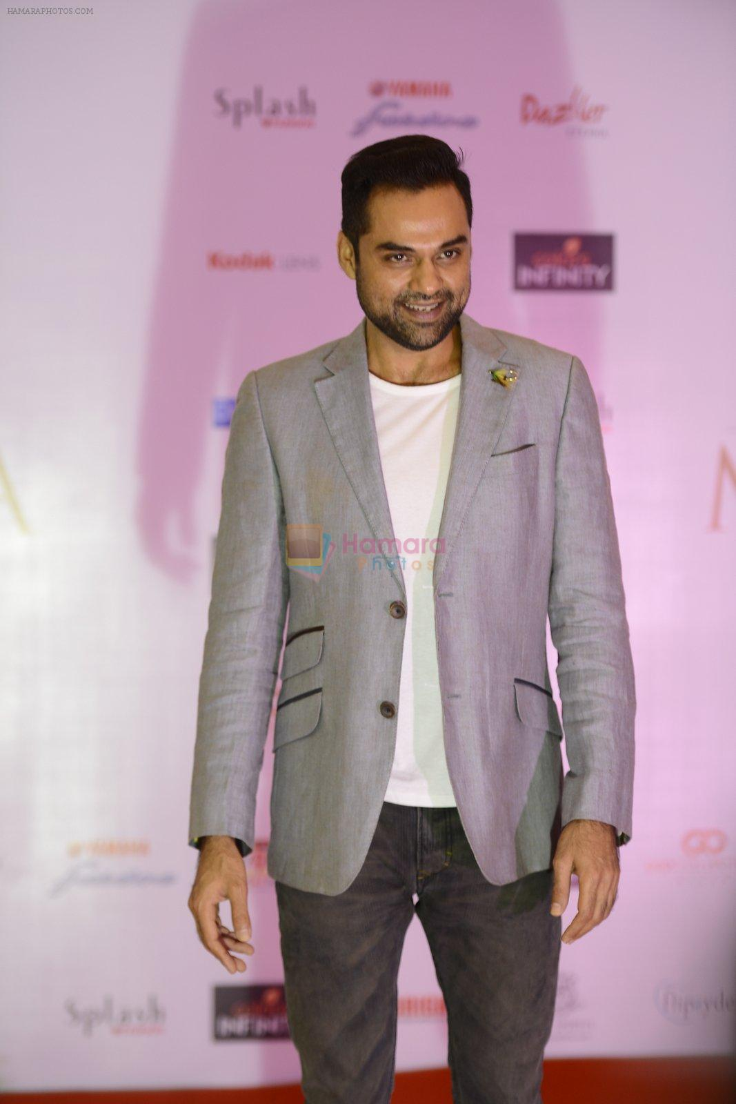 Abhay Deol at Miss Diva Auditions on 1st Sept 2016