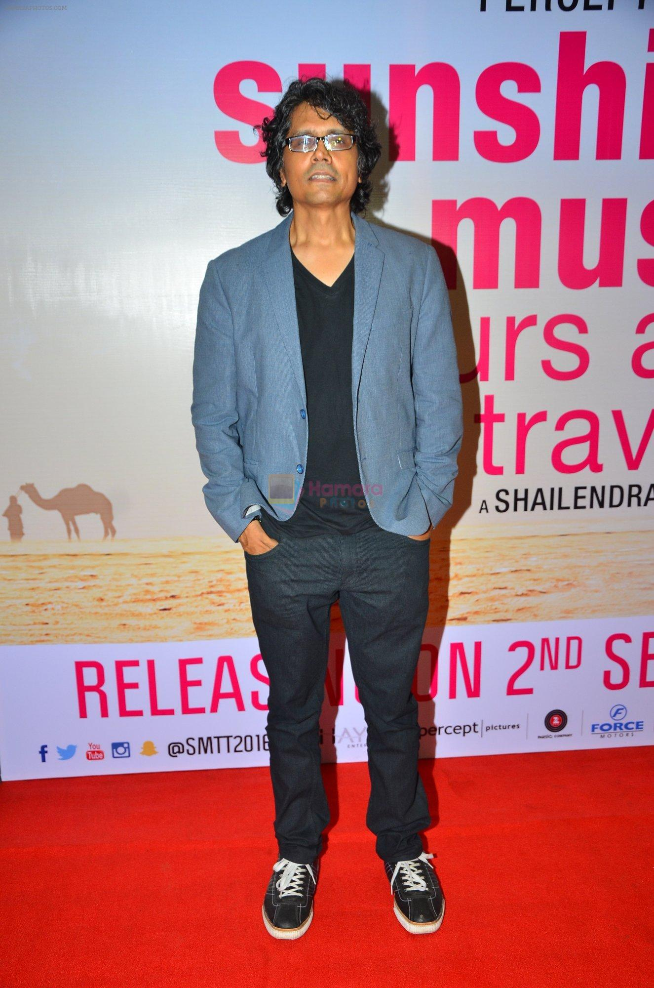 Nagesh Kukunoor at Sunshine Premiere on 1st Sept 2016