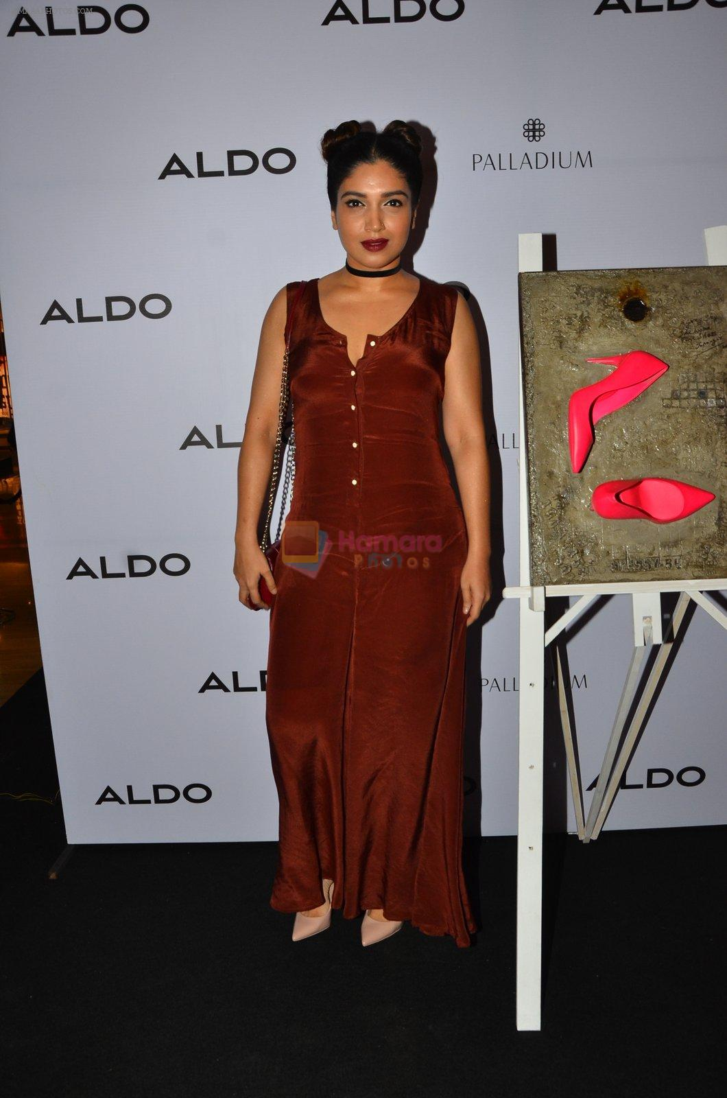 Bhumi Pednekar at Aldo launch in Mumbai on 2nd Sept 2016