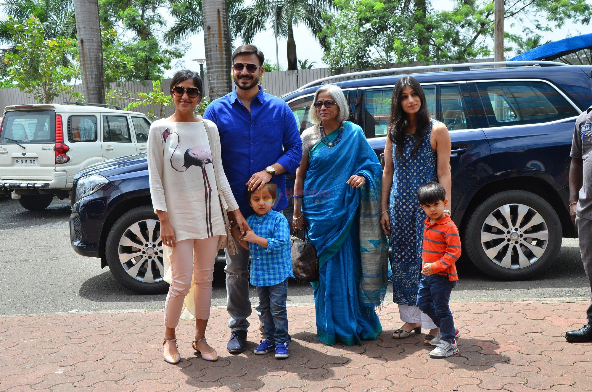 Vivek Oberoi at CPAA Event on 3rd Sept 2016
