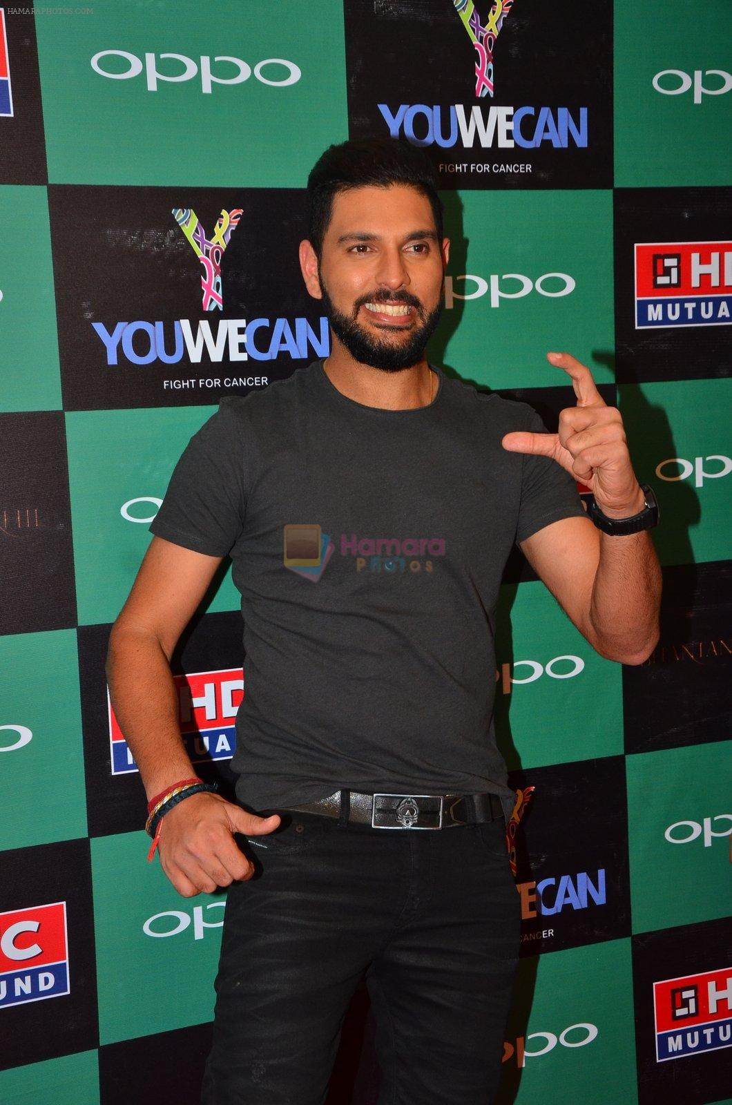 Yuvraj Singh at You We Can Label launch with Shantanu Nikhil collection on 3rd Sept 2016
