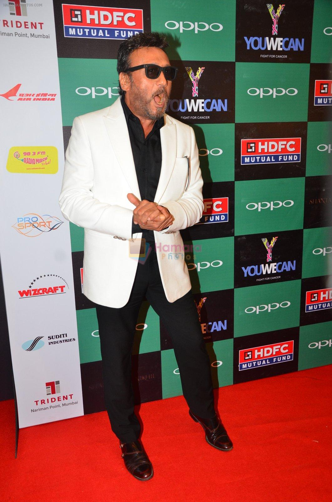 Jackie Shroff at You We Can Label launch with Shantanu Nikhil collection on 3rd Sept 2016