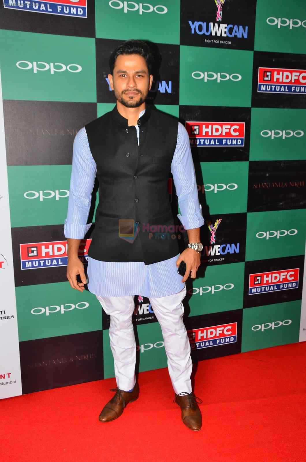 Kunal Khemu at You We Can Label launch with Shantanu Nikhil collection on 3rd Sept 2016