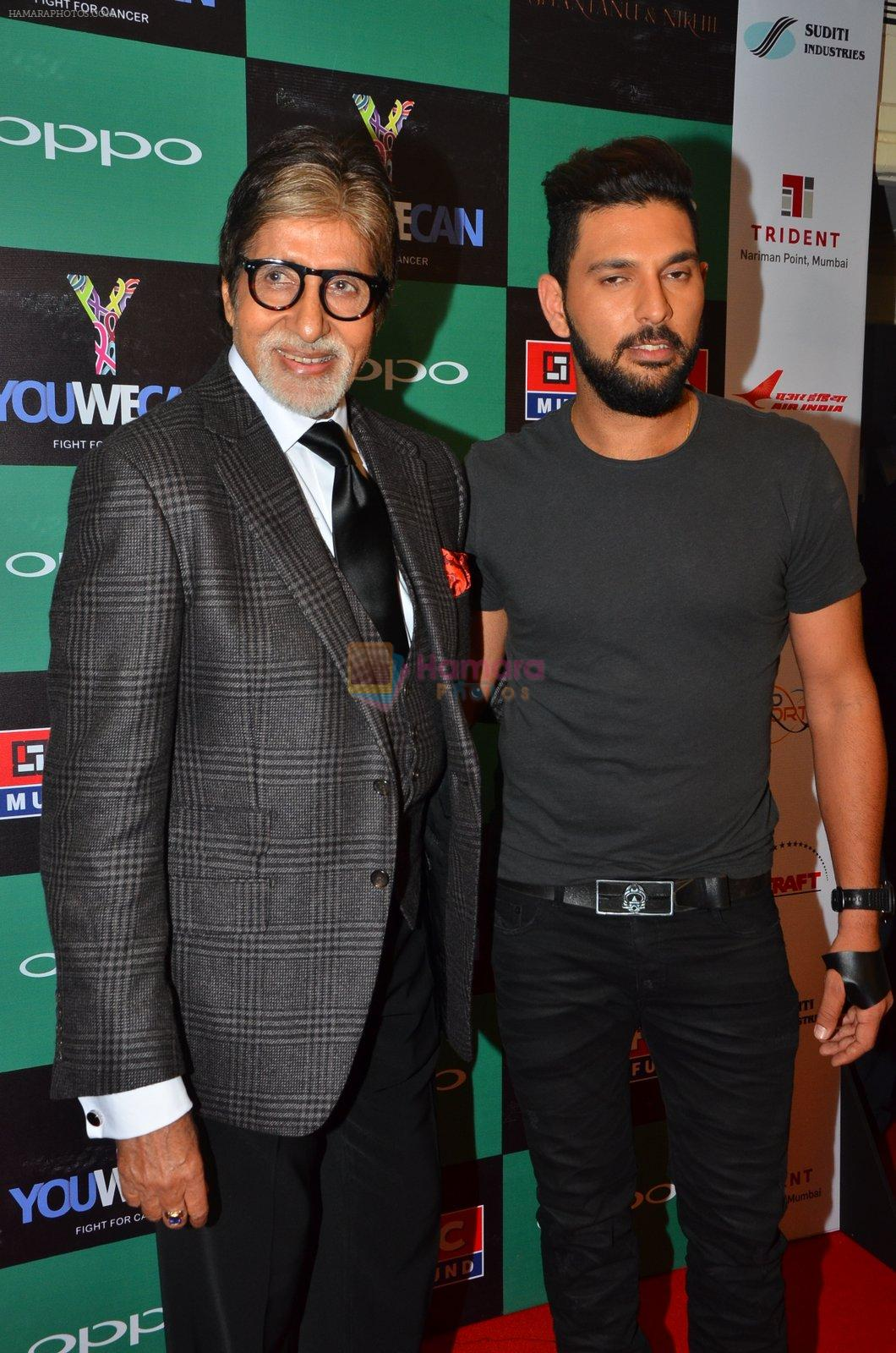 Amitabh Bachchan, Yuvraj Singh at You We Can Label launch with Shantanu Nikhil collection on 3rd Sept 2016