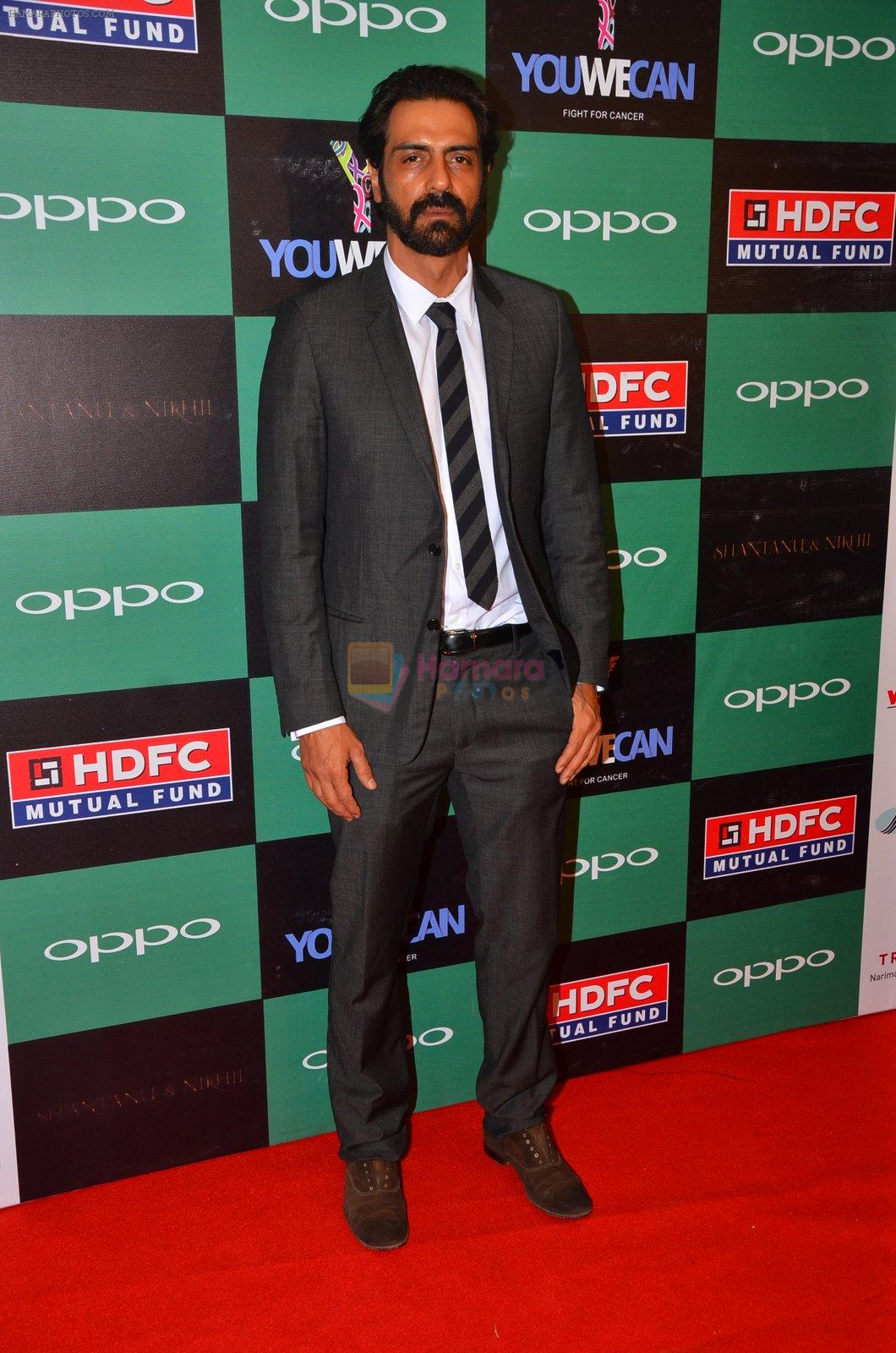 Arjun Rampal at You We Can Label launch with Shantanu Nikhil collection on 3rd Sept 2016