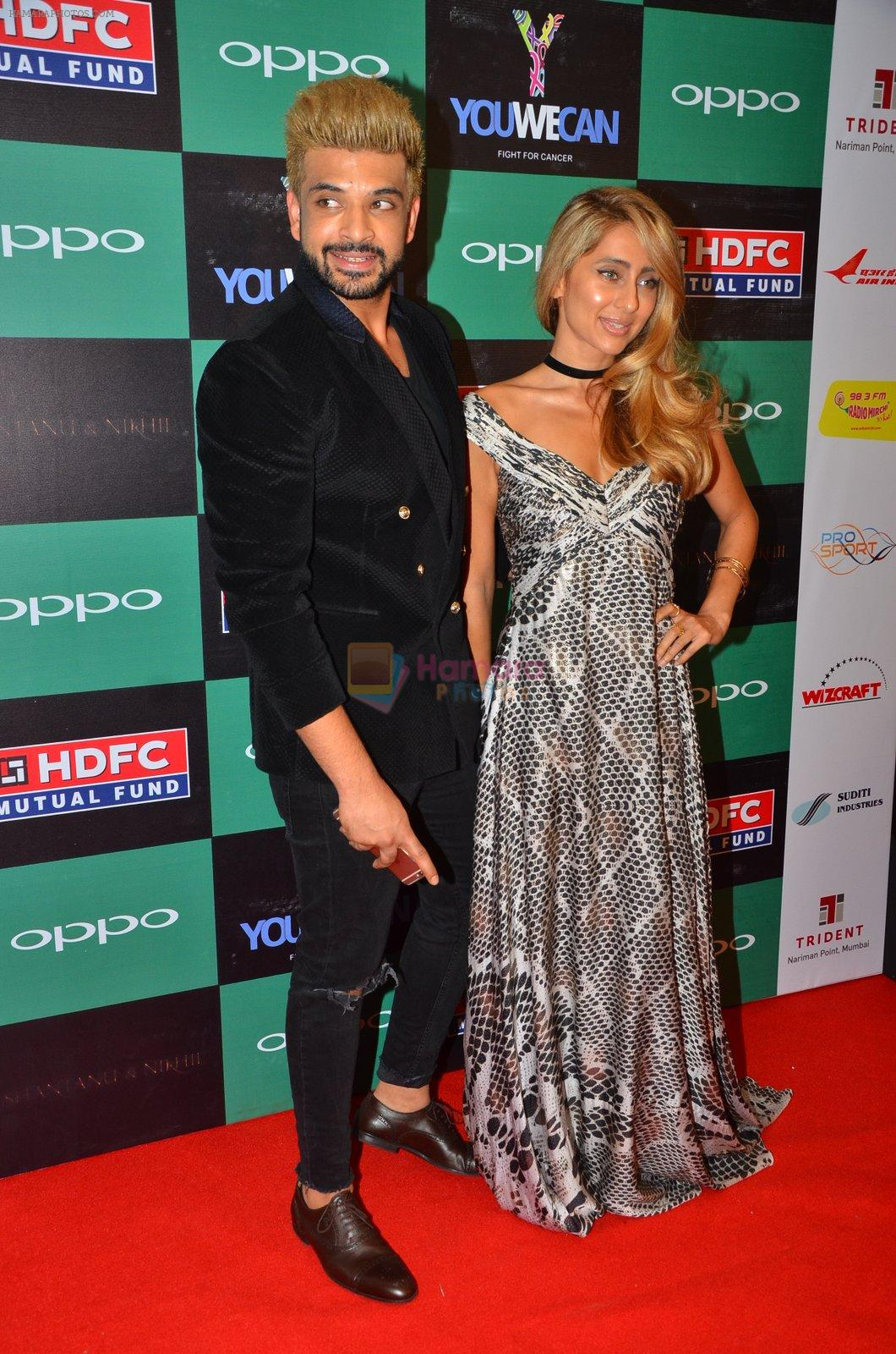 Anusha Dandekar at You We Can Label launch with Shantanu Nikhil collection on 3rd Sept 2016
