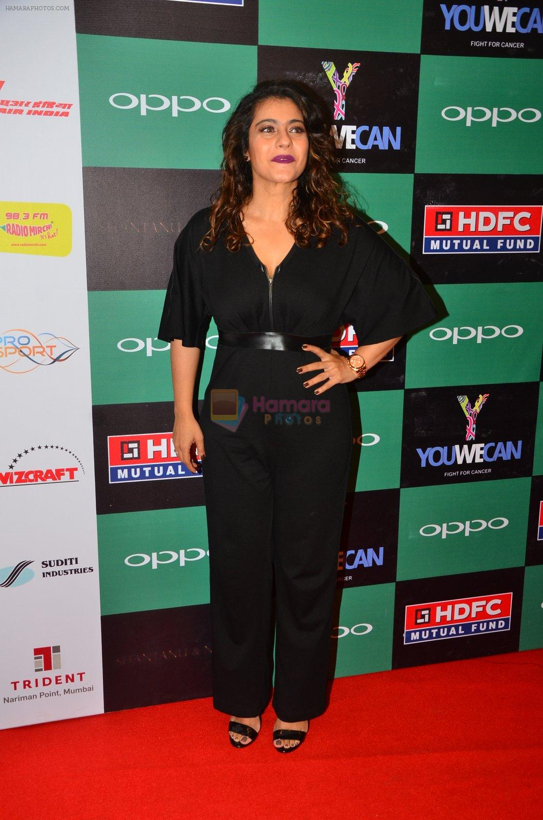 Kajol at You We Can Label launch with Shantanu Nikhil collection on 3rd Sept 2016