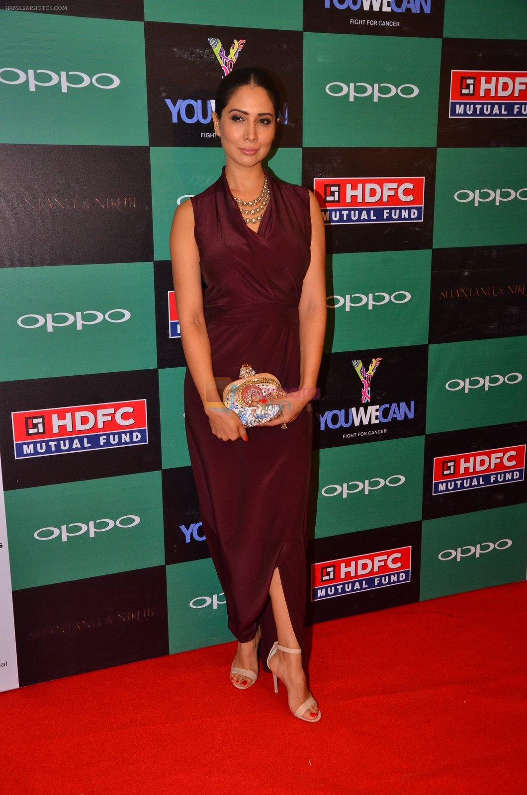 Kim Sharma at You We Can Label launch with Shantanu Nikhil collection on 3rd Sept 2016