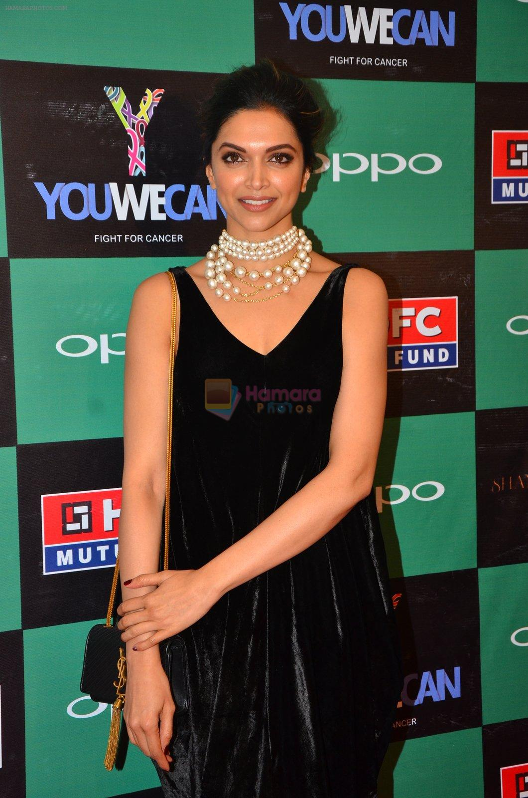 Deepika Padukone at You We Can Label launch with Shantanu Nikhil collection on 3rd Sept 2016