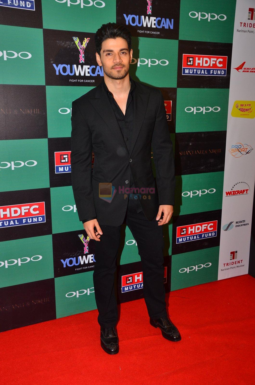 Sooraj Pancholi at You We Can Label launch with Shantanu Nikhil collection on 3rd Sept 2016