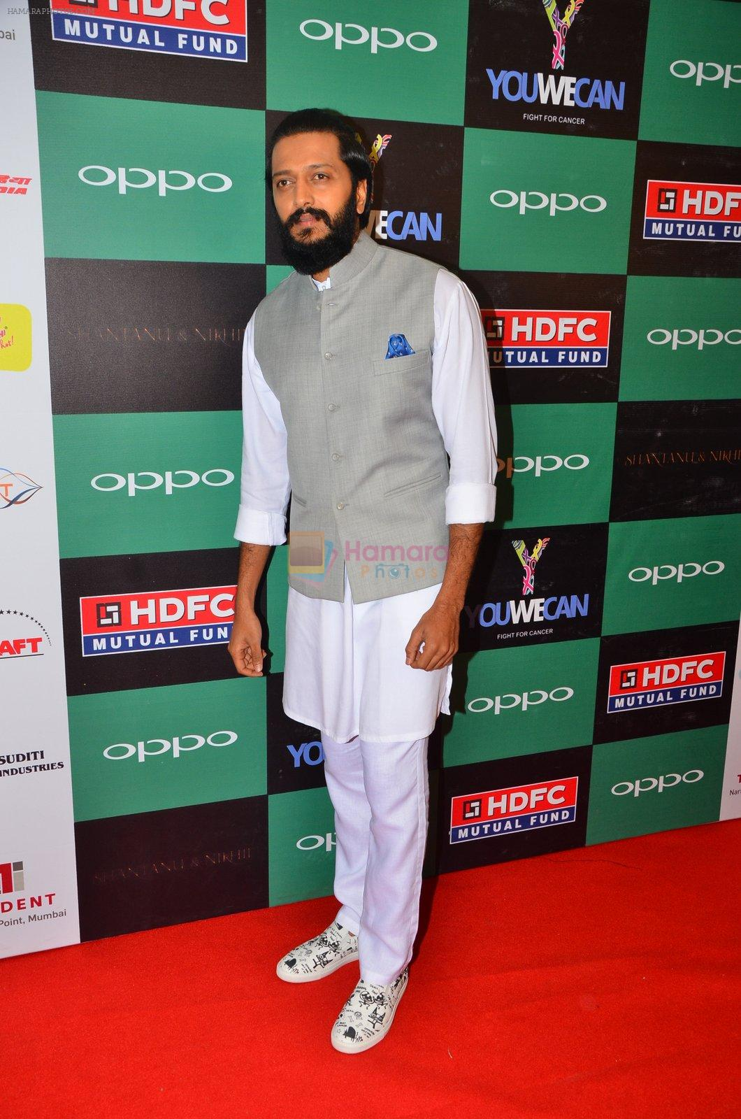 Riteish Deshmukh at You We Can Label launch with Shantanu Nikhil collection on 3rd Sept 2016