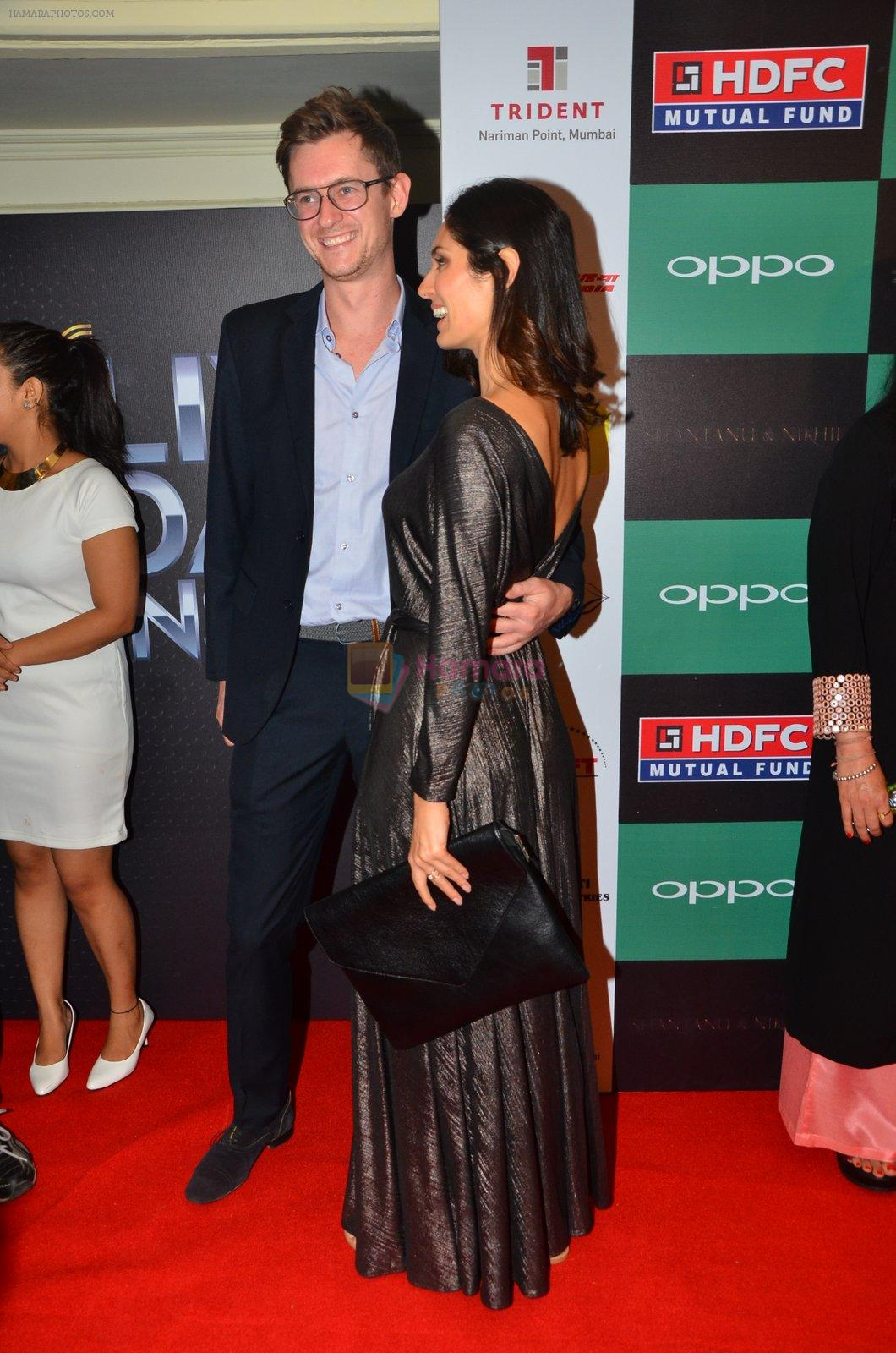 Bruna Abdullah at You We Can Label launch with Shantanu Nikhil collection on 3rd Sept 2016