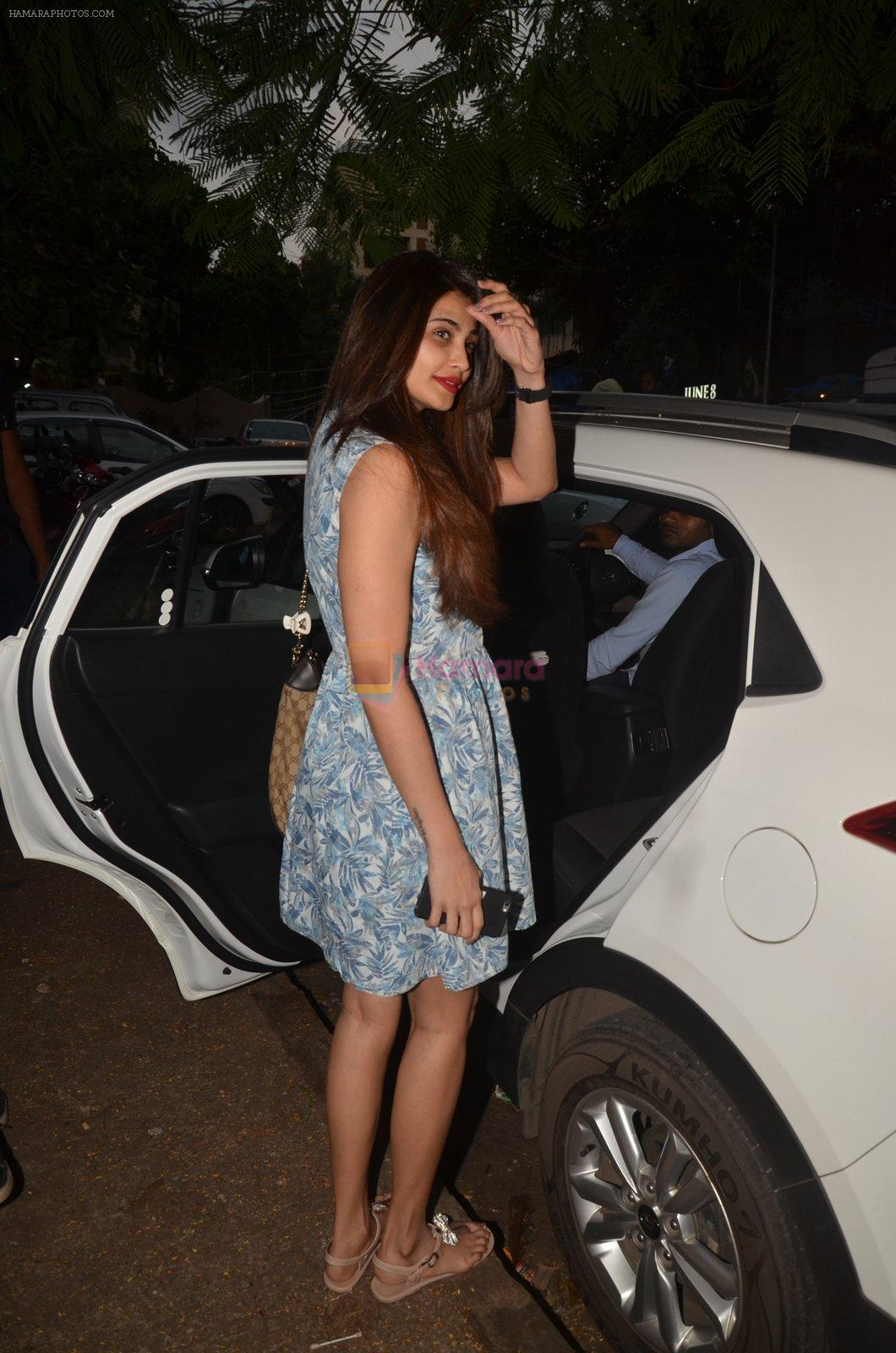 Daisy Shah snapped on 4th Sept 2016