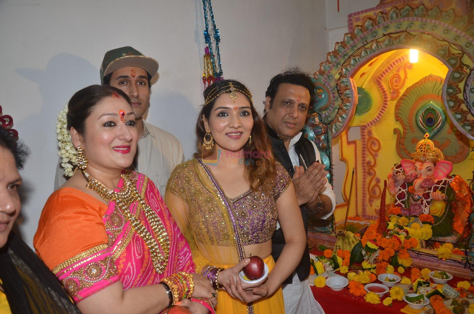 Govinda Ganpati celebration on 5th Sept 2016