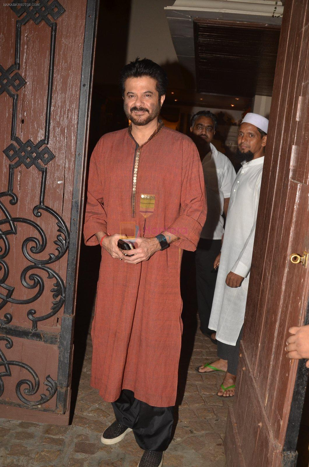 Anil Kapoor's Ganpati celebration on 5th Sept 2016