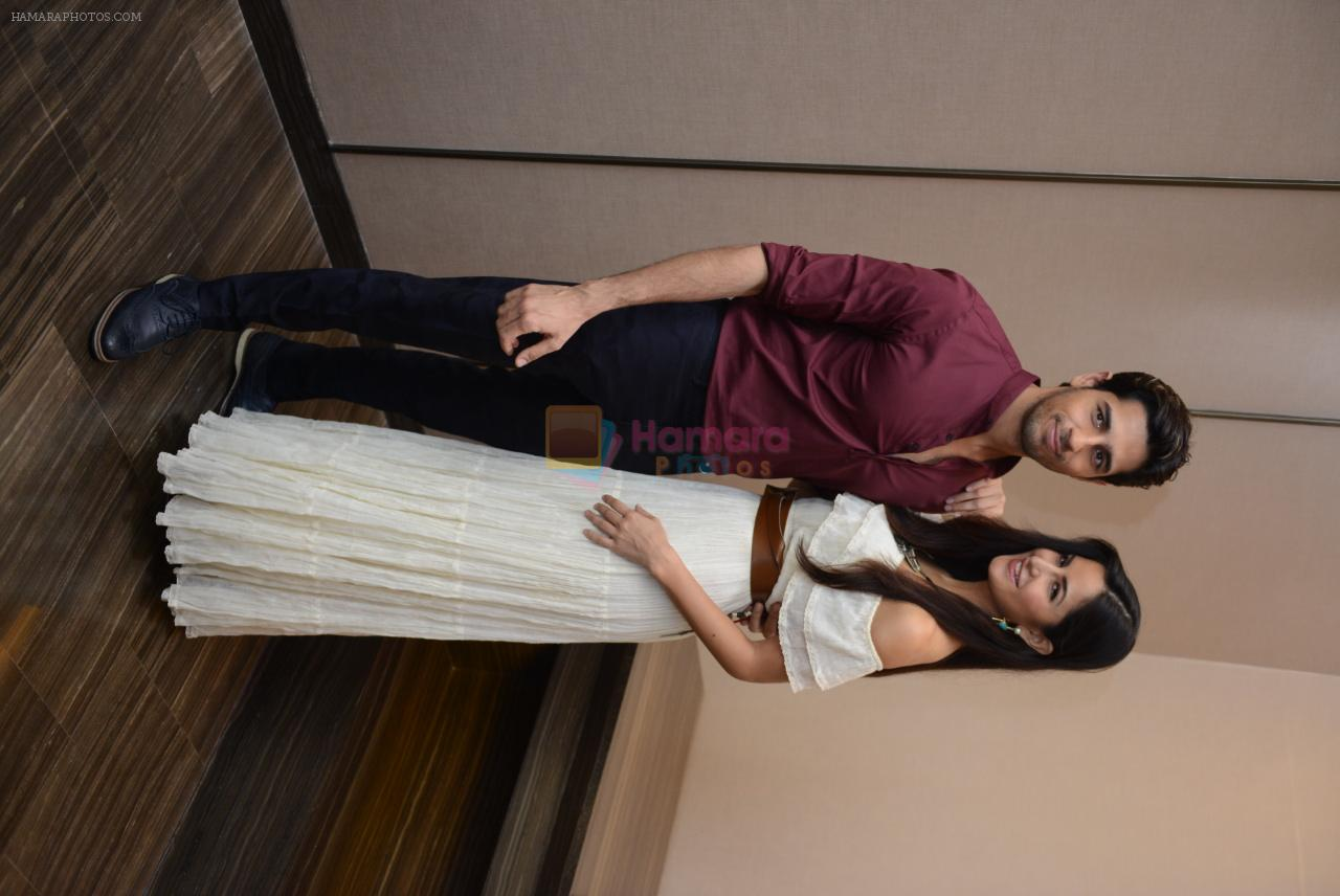Katrina Kaif, Sidharth Malhotra at Baar Baar Dekho delhi promotions on 6th Sept 2016