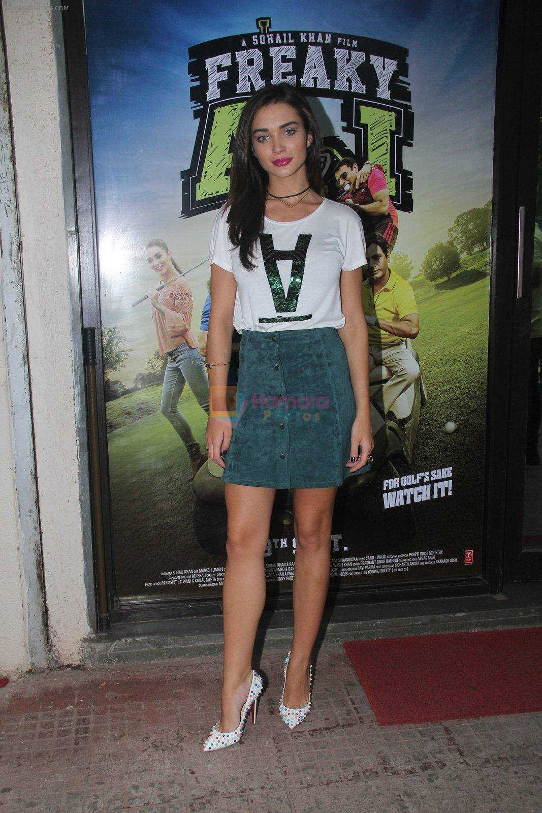Amy Jackson at Freaky Ali promotions in Mumbai on 6th Sept 2016