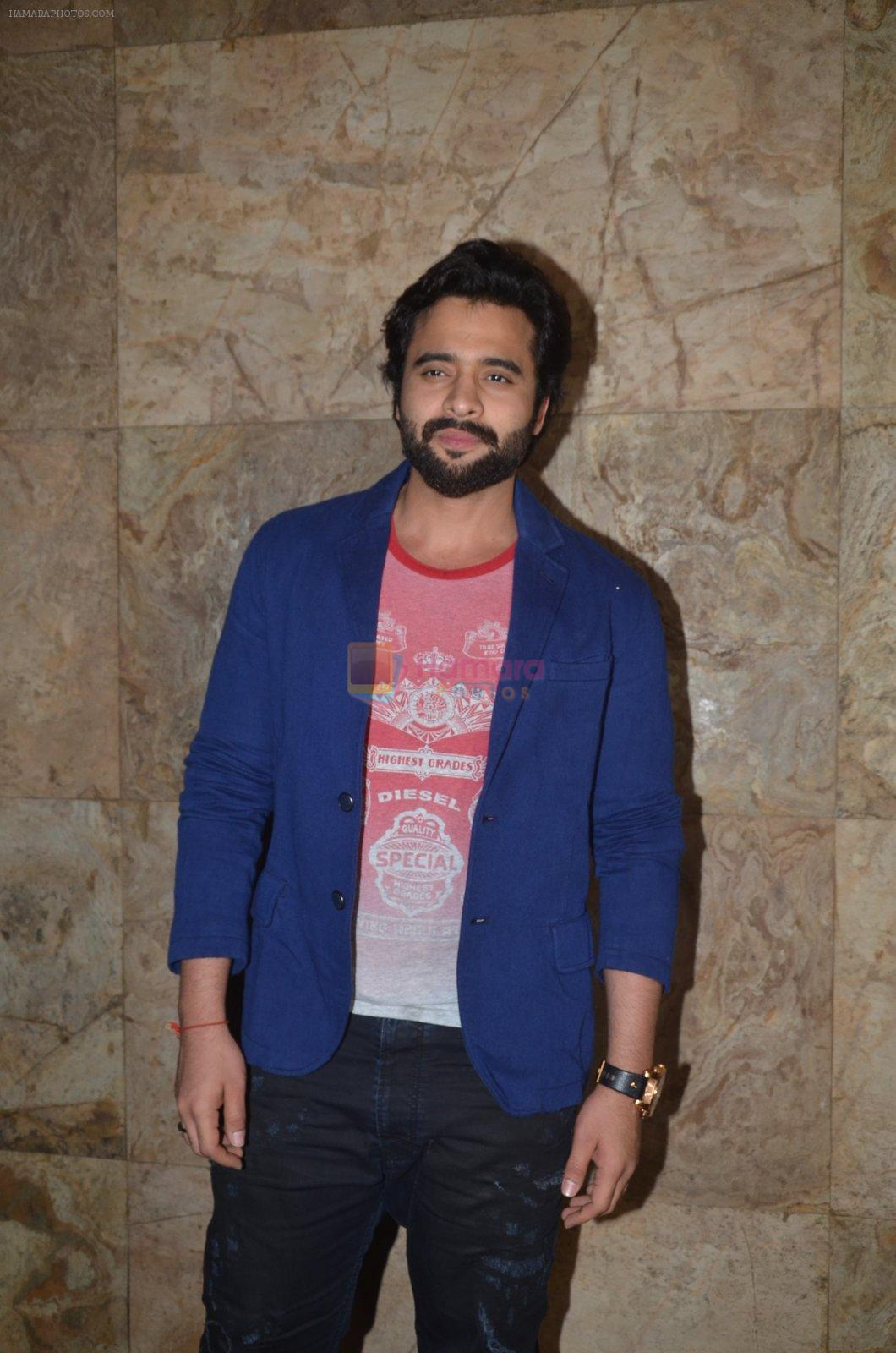 Jackky Bhagnani at Freaky Ali screening on 7th Sept 2016