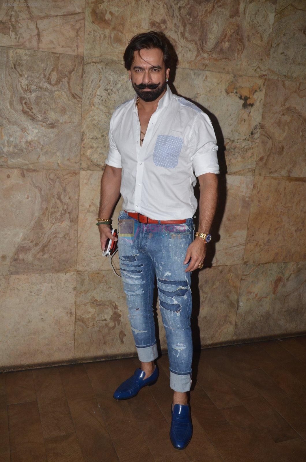 Jas Arora at Freaky Ali screening on 7th Sept 2016