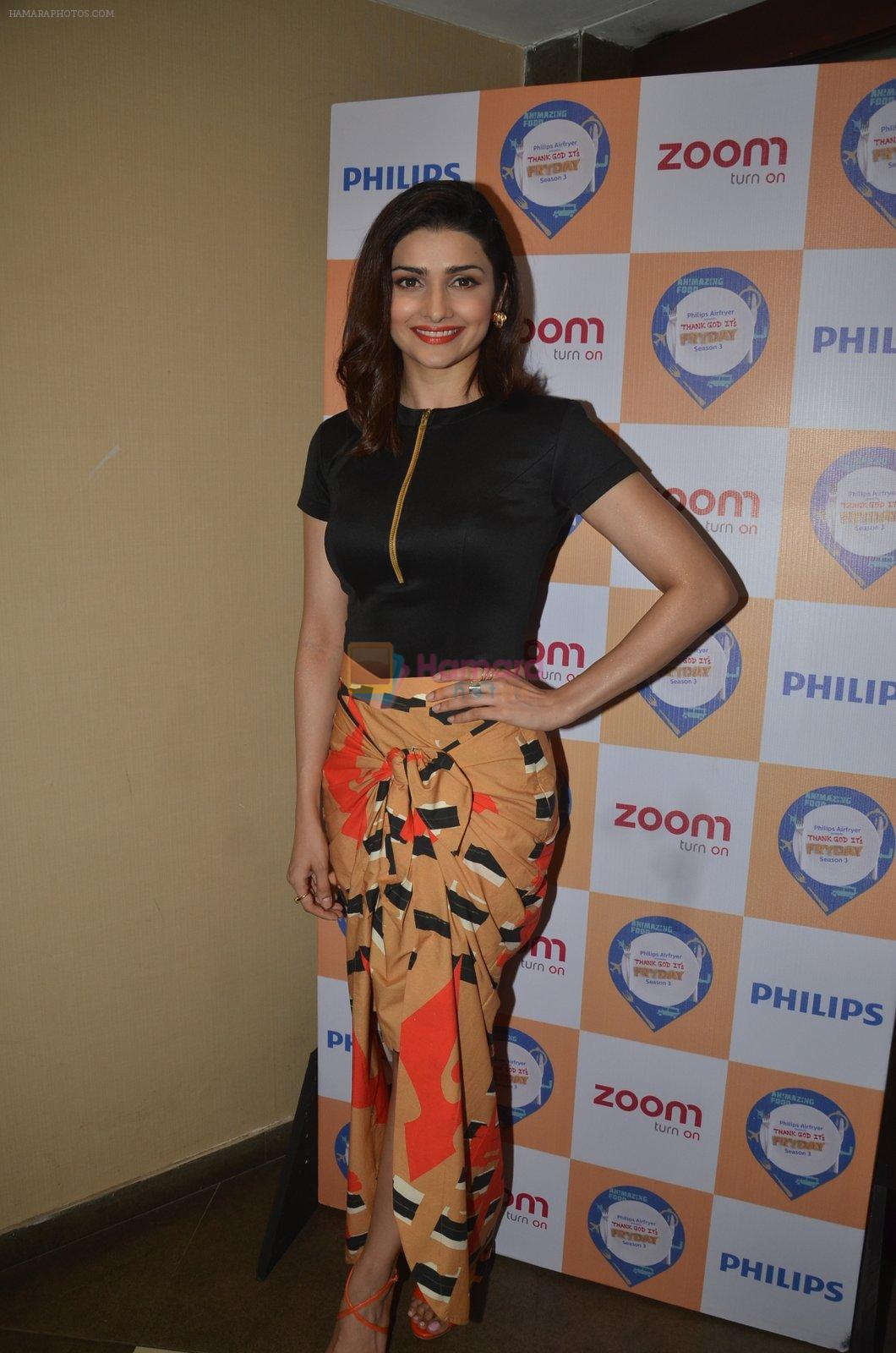 Prachi Desai at the press conference to announce the launch of Thank God It's Fryday 3.0 in Mumbai on 8th Sept 2016