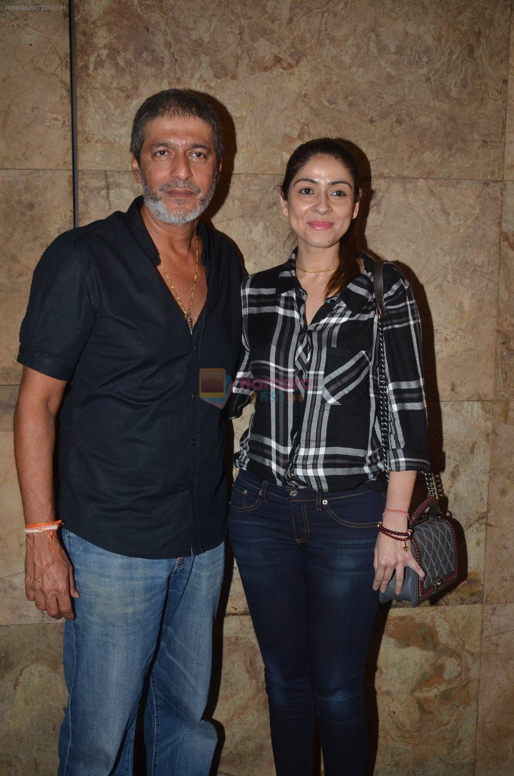 Chunky Pandey at Freaky Ali screening on 7th Sept 2016